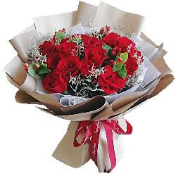 19朵红玫瑰,最值得爱的人