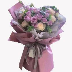 20朵玫瑰,我的一切都是你