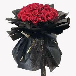 21朵红玫瑰,勇敢爱