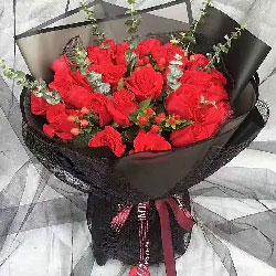 29朵红玫瑰,爱你爱不完