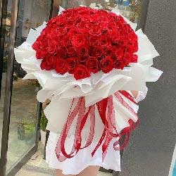 99朵红玫瑰,喜欢和你在一起