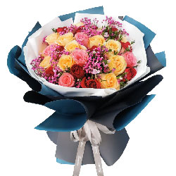 33朵玫瑰,我要和你永远在一起