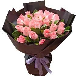 33朵戴安娜粉玫瑰,你是我最爱的那个人