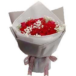 19朵红玫瑰,邂逅不平凡的人生