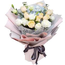 19朵玫瑰,亲爱的好想你