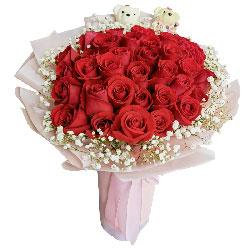 39朵红玫瑰,永不负卿
