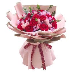 22朵玫瑰,生命中都有你