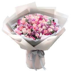 52朵玫瑰,爱一生一世永不变