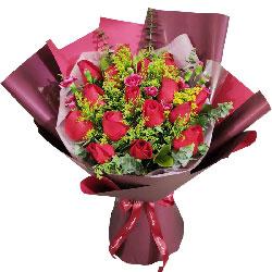 15朵红玫瑰,我的爱请原谅我