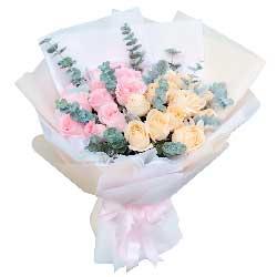 22朵玫瑰,真爱为你守候