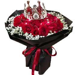 19朵红玫瑰,爱你永不会变