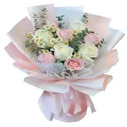 9朵玫瑰,我要爱你
