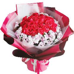 19朵红玫瑰,我都要对你说我爱你