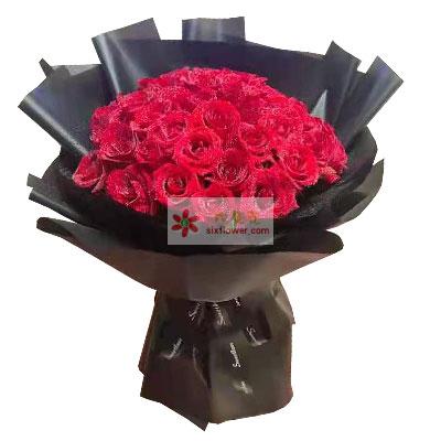 29朵红玫瑰,爱让人生更美丽
