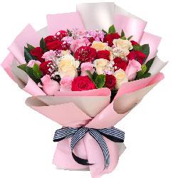 33朵玫瑰,真心爱着你