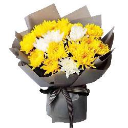 16朵菊花,真正的缅怀