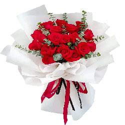 18朵红玫瑰,遇见你